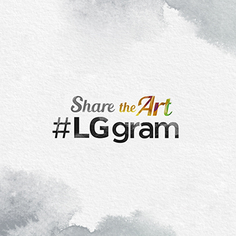Share the Art #LGgram